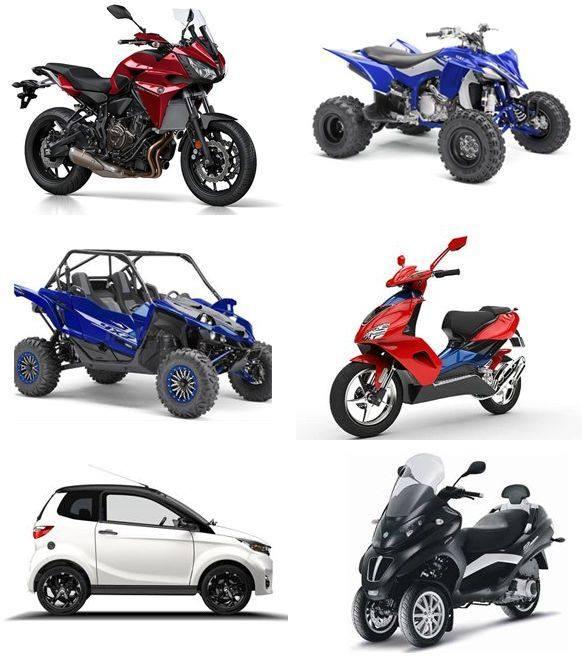 Servicio de compra de motos